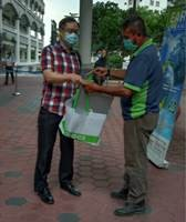 e-Waste Disposal Collection campaign awareness increasing and getting more respond from staff, student and public